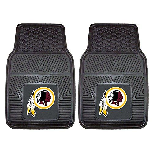 (FANMATS NFL Washington Redskins Vinyl Heavy Duty Car Mat)