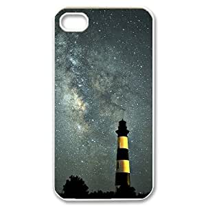 Lighthouse Original New Print DIY Phone Case for Iphone 4,4S,personalized case cover ygtg545324