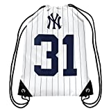 New York Yankees Winfield D. #31 Hall of Fame Drawstring Backpack