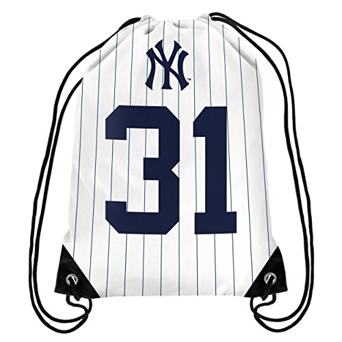 New York Yankees Winfield D. #31 Hall of Fame Drawstring Backpack by FOCO