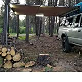 RV Awning Lights Magnetic LED Camping, Pop Up