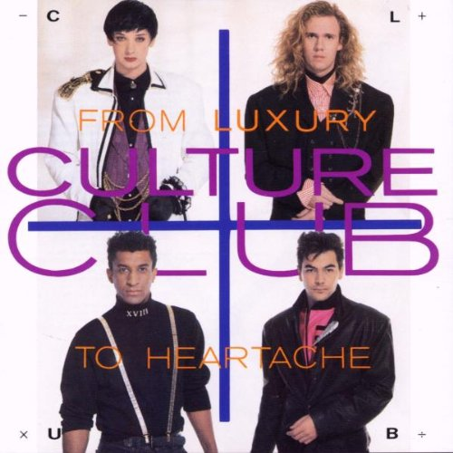 CD : Culture Club - From Luxury To Heartache (ger) (Germany - Import)