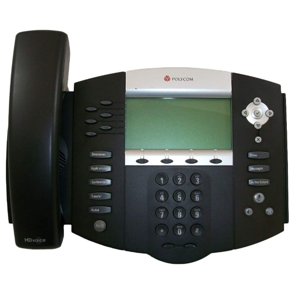 Polycom SoundPoint IP 650 Phone with Power Supply (2200-12651-001)