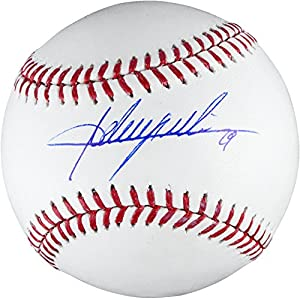 Adrian Beltre Texas Rangers Autographed Baseball Fanatics Authentic Certified Autographed Baseballs