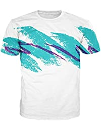 Men/Women Summer Casual T Shirts 3D Printed Graphic Short Sleeve Shirt Tees