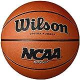 "Wilson NCAA MVP Rubber Basketball, Youth - 27.5"""