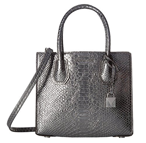 Michael Kors Pewter Handbag - 6