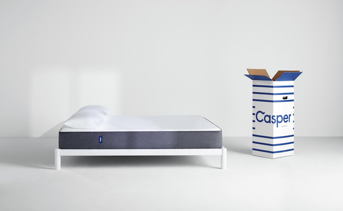 Casper Sleep Memory Foam Mattress