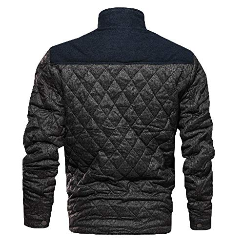 Allywit Men Coat Clearance Outdoor Warm Winter Jacket Casual Thick Jacket Outwear by Allywit (Image #2)