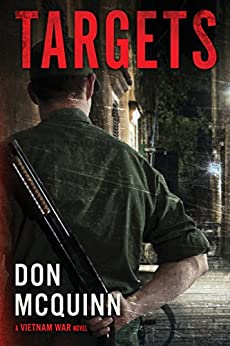 Targets: A Vietnam War Novel by [McQuinn, Don]