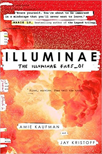 Image result for Illuminae by Amie Kaufman and Jay Kristoff