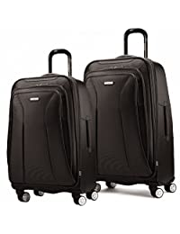 Samsonite Hyperspace XLT 2 Piece Set - 25 30 Black