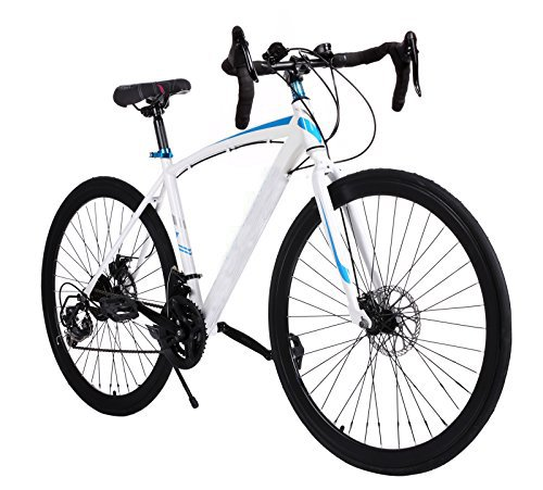 Asatr Fashion 700C Multispeed High-carbon Steel Road Bicycle for Men and Women Asatr