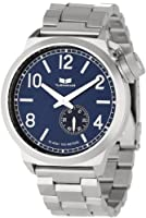 "Vestal Men's CTN3M01 ""Canteen"" Stainless Steel Dial Watch from Vestal"