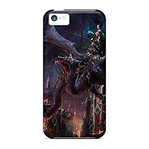 Hot Dragon Queen First Grade Phone Cases For Iphone 5c Cases Covers