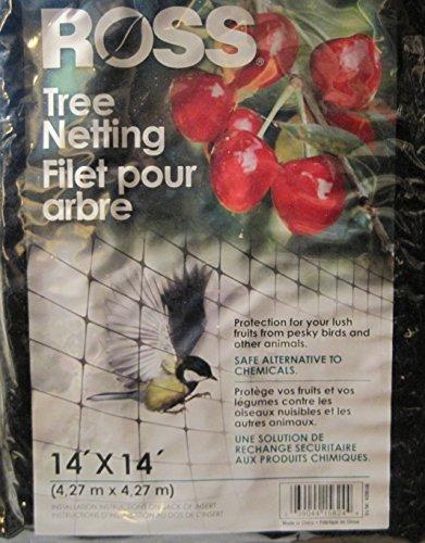 (Ross Tree Netting, 14 Feet x 14 Feet)