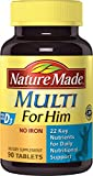 Nature Made Vitamin For Men - Best Reviews Guide