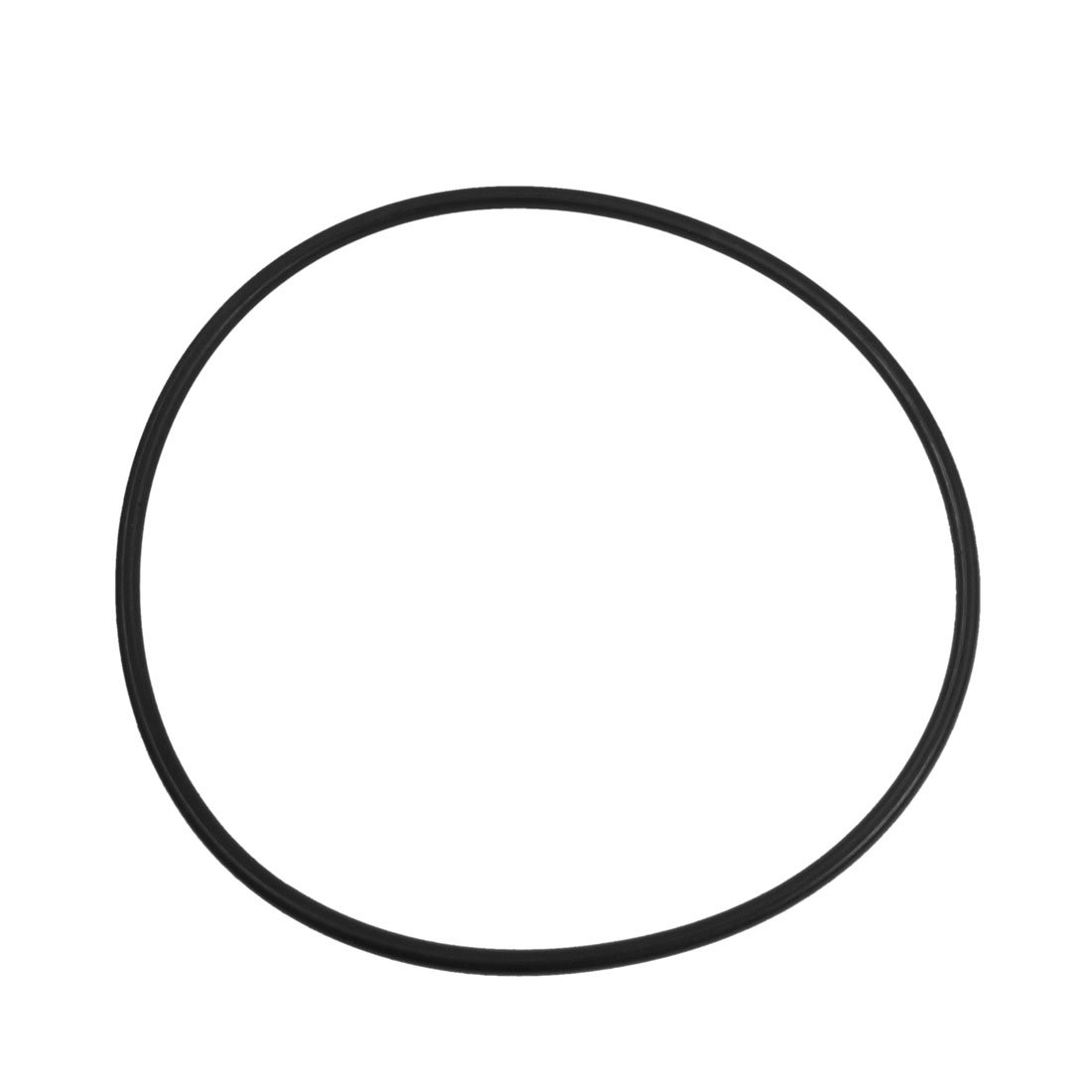 uxcell 160mm x 5mm Industrial Flexible Rubber O Ring Seal Washer ...
