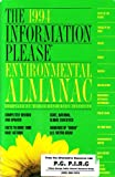 Information Please Environmental Almanac 1994, World Resources Institute Staff, 0395677424