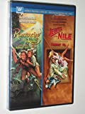 Romancing The Stone + The Jewel Of The Nile - 2 DVD Disc Set