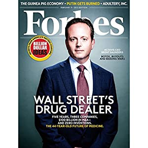 Forbes, January 26, 2015 Periodical