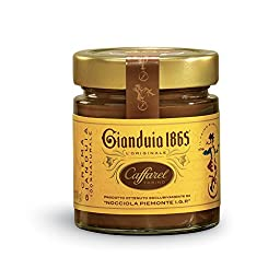 Caffarel Gianduia Cream Hazelnut Spread 210gr