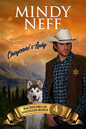 Cheyenne's Lady: Small Town Contemporary Romance (Bachelors of Shotgun Ridge Book 4)