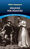 Measure for Measure (Dover Thrift Editions)