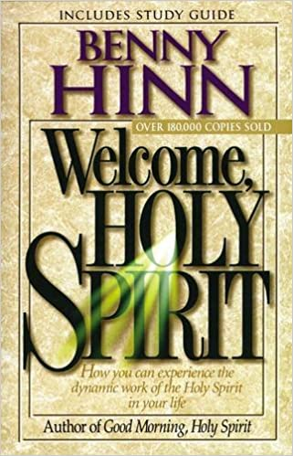 WELCOME HOLY SPIRIT BY BENNY HINN PDF DOWNLOAD