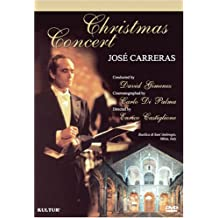 Jose Carreras - Christmas Concert / Enrico Castiglione