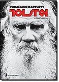 capa de Tolstói, a biografia