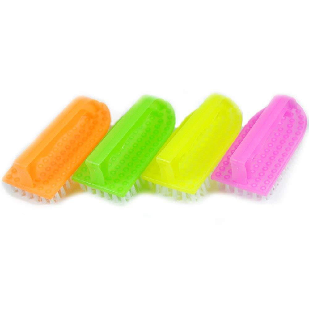 RoadRoma Cepillo de lavander/ía Cepillo de Limpieza de pl/ástico Suministros de Limpieza Cepillo dom/éstico