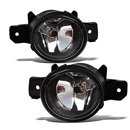 For Nissan Maxima Sentra Rogue M35 M45 04 05 06 07 08 09 10 Fog Light Pair Set