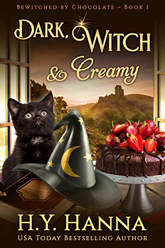 - Dark, Witch & Creamy (BEWITCHED BY CHOCOLATE Mysteries ~ Book 1)
