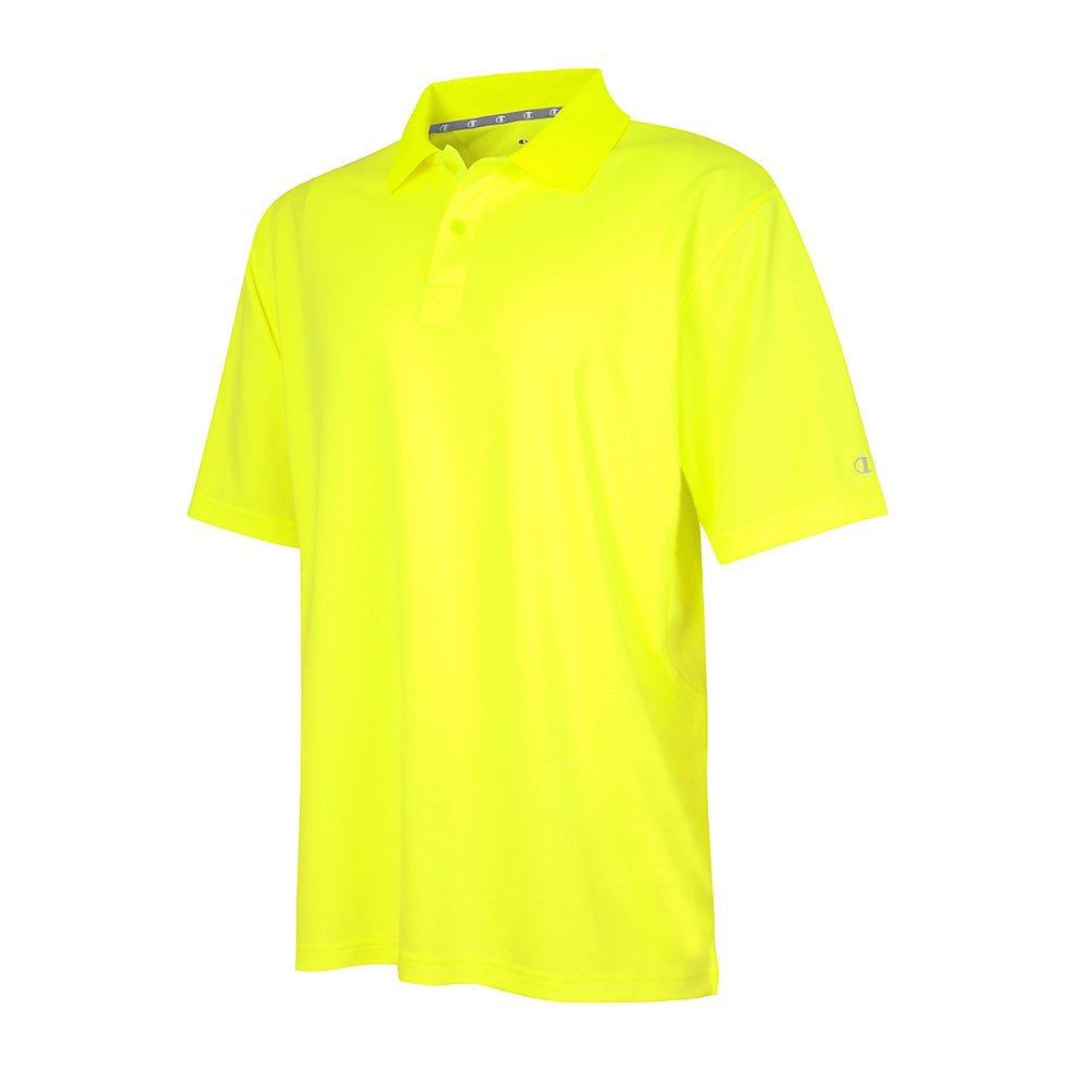 Champion SHIRT メンズ B01FRA3WRA XL|グリーン(Safety Green) グリーン(Safety Green) XL