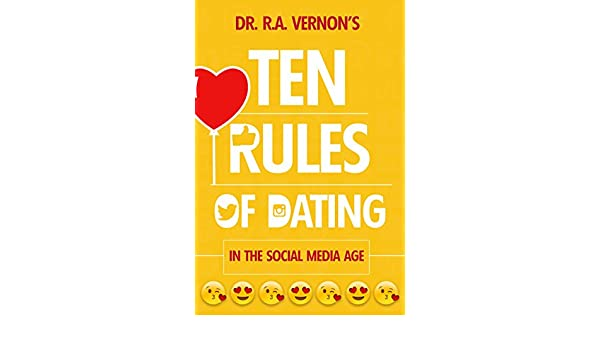 Dr Vernon Ten Rules Of Dating