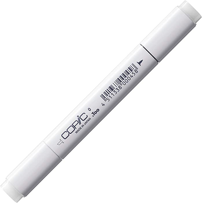 The Best Copic Sketch Cololess Blender