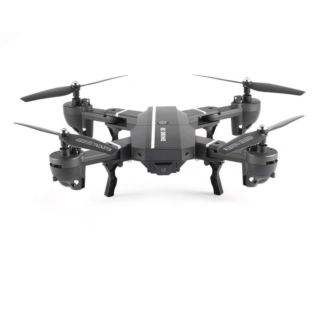 Laurelmartina 8807W 2.4G FPV abejón Plegable Smart RC Quadcopter ...