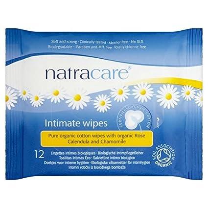 Natracare Orgánica Tampones 12 por paquete
