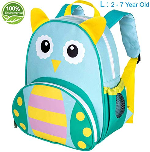 Toddler Backpack for Boys and Girls, 12