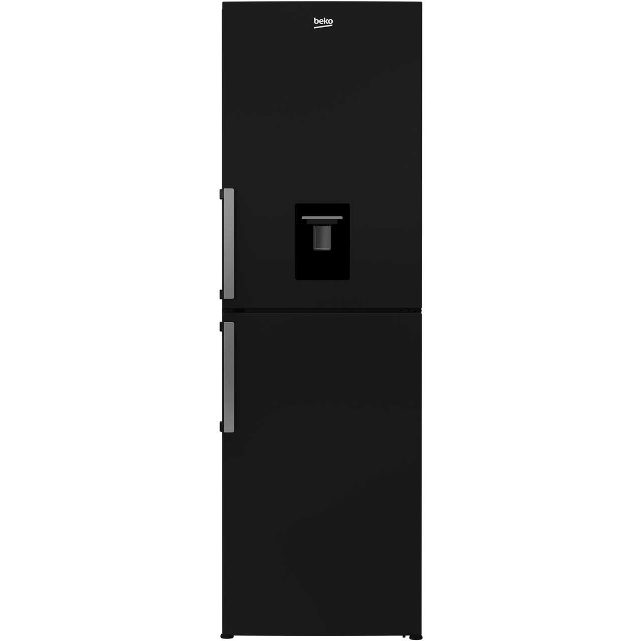 Beko CFP1691DB Freestanding Fridge Freezer -Black