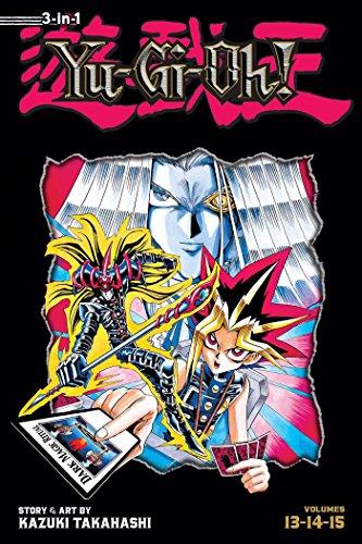 13-15: Yu-Gi-Oh! (3-in-1 Edition), Vol. 5: Includes Vols. 13, 14 & 15 [Kazuki Takahashi] (Tapa Blanda)