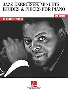Oscar peterson originals transcriptions lead sheets and oscar peterson jazz exercises minuets etudes pieces for piano fandeluxe Image collections