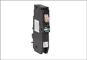 Eaton ACFI BREAKER type ch 20 amp arc fault CHFCAF120PN