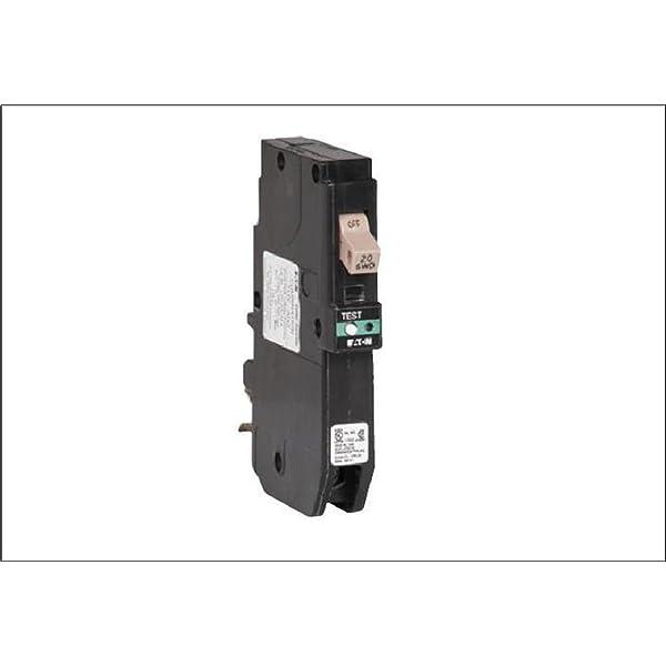 New CHFCAF115pn  CombinationArc Fault Breaker 1 Pole 15 Amp Plug On Neutral