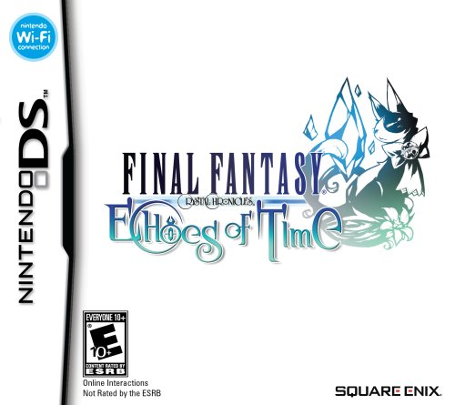 Final Fantasy Crystal Chronicles: Echoes of Time - Nintendo DS - Nintendo Ds Armor