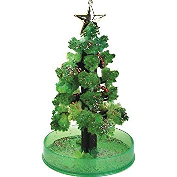 Magic Christmas Tree Grow Your Own Crystals Christmas Gift By  - Magic Christmas Tree
