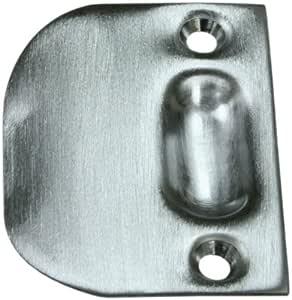 Deltana TSPE225U15 2-3//4 x 2-3//8 Extended Lip T-Strike Plate Pack Of 5