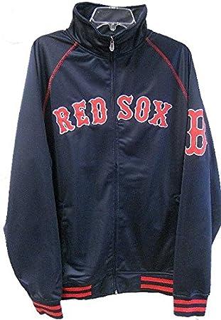 Boston Red Sox Majestic Home Field color azul marino chaqueta de ...