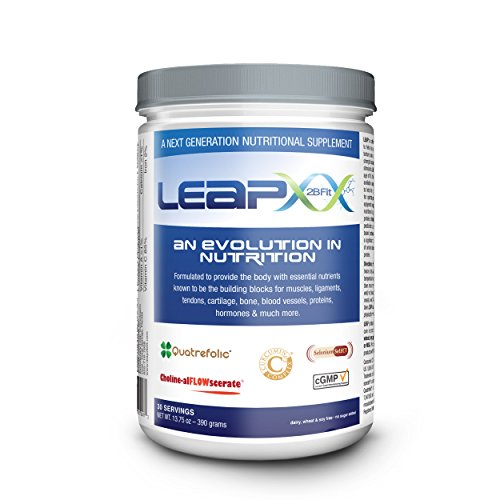 LEAP2BFit Instantized Amino Acids Energy Supplement, BCAA, Unflavored, 390grams 30 Servings